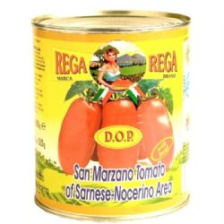 San Marzano Tomatoes DOP | Case 6 x 2.55kg | Buy Online | Italian Ingredients | UK | Europe
